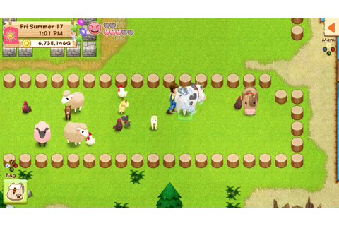 Harvest Moon: Light of Hope llegará a PC el 14 de ...
