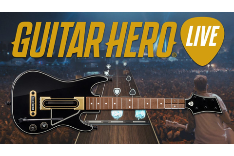Guitar Hero Live: Xbox One - Primeira Gameplay - YouTube