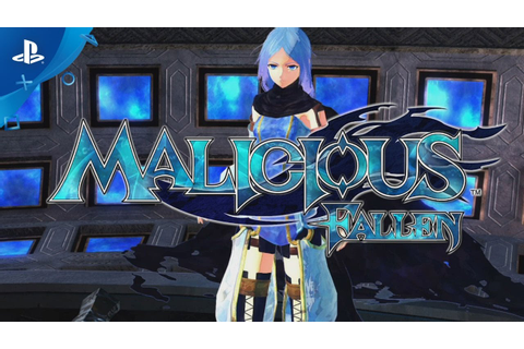 Malicious Fallen - Announcement Trailer | PS4 - YouTube