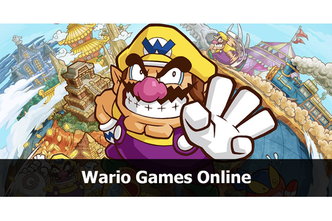 Wario Games Online | Play Best Wario Emulator FREE