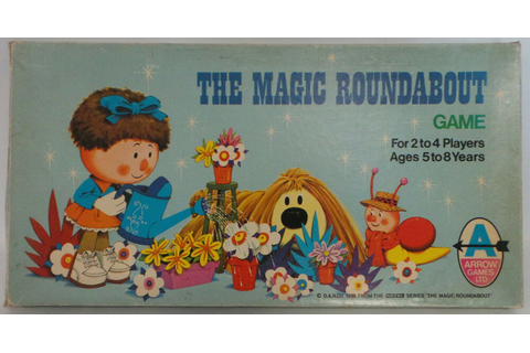 THE MAGIC ROUNDABOUT : Game (DJ) | eBay