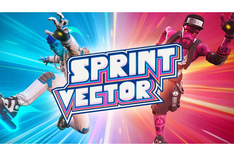 Sprint Vector Review -- An Ambitious, Yet Limited Platformer