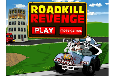 Roadkill Revenge - Funny Car Games