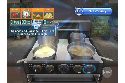 Upcoming: Food Network's Cook or Be Cooked Video Game ...
