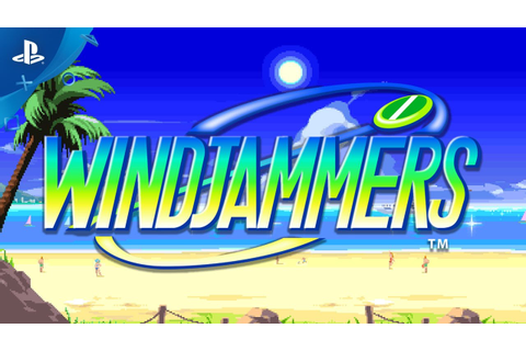 Windjammers - PlayStation Experience 2016: Announcement ...