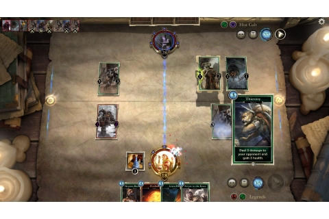 Closed beta for The Elder Scrolls: Legends kicks off today ...