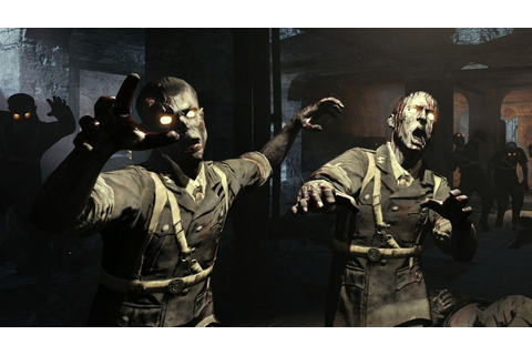 Call of Duty Zombies - the accidental creation of a ...