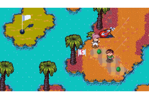 Golf Story Review - IGN