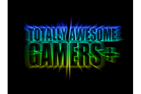 Totally Awesome Gamers Logo by SirJayWalker on DeviantArt