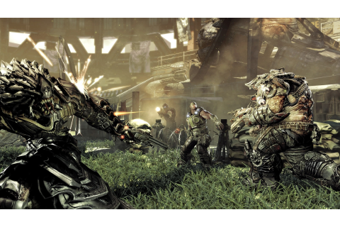 Gears of War 3 Review - Focused Narrative and Tremendous ...