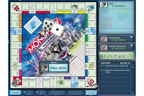 Monopoly Online Game Free Play Now