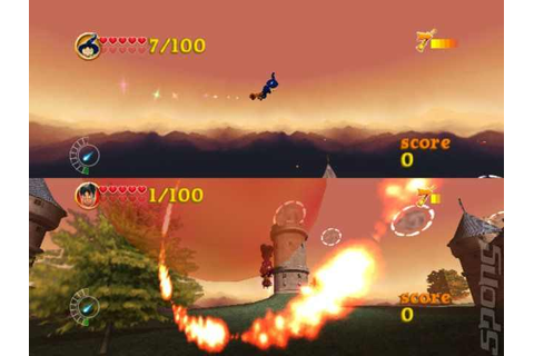 Billy the Wizard Rocket Broomstick Racing Download Free ...