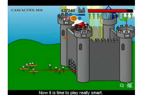 Defend Your Castle - YouTube