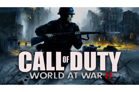 Call of Duty: World at War 2 Reveal Coming in May ...