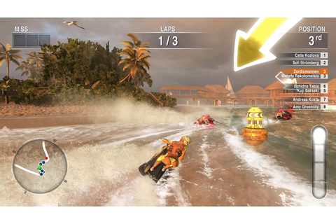 Aqua Moto Racing Utopia Download PC Game | Free Games Download