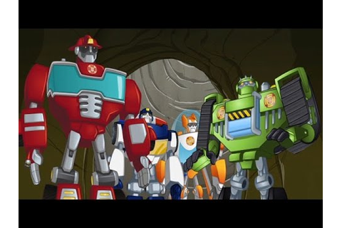 Transformers Rescue Bots: Hero Adventures - Kids Games ...