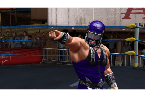 Amazon.com: Lucha Libre Heroes Del Ring - Playstation 3 ...