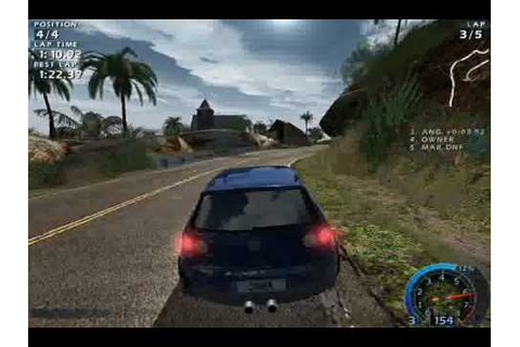 THUNDER ROAD CRUISERS WORLD RACING 2 GAME Movie - YouTube