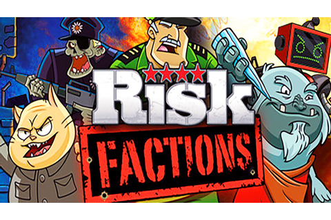 #Board Game Sunday | RISK FACTIONS - TAKING OVER THE WORLD ...