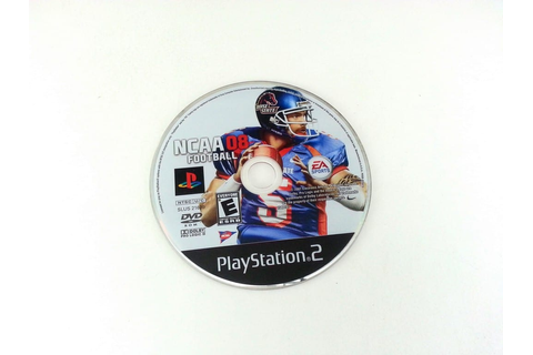 NCAA Football 08 game for Playstation 2 (Loose) | The Game Guy