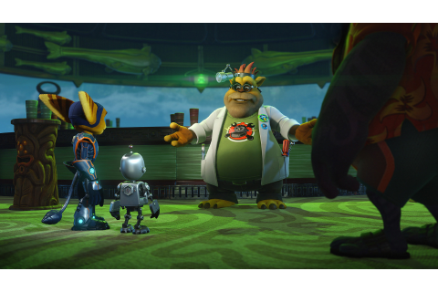 Ratchet and Clank PS4 Review: Triumphant Return | USgamer