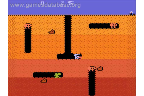 Dig Dug - Atari 5200 - Games Database