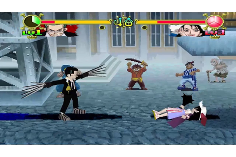 One Piece: Grand Battle! 2 [PS1] - play as Kuro - YouTube