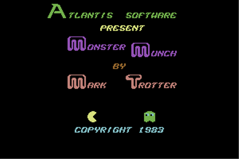 Download Monster Munch (Commodore 64) - My Abandonware