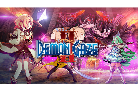 Demon Gaze II - Vita Review | Chalgyr's Game Room