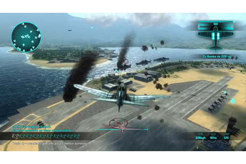 Air Conflicts - Pacific Carriers Gameplay #3 Pearl Harbol ...