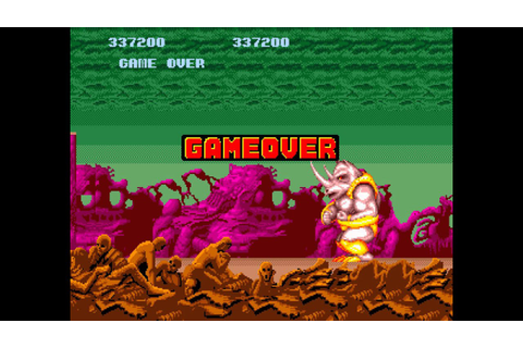 Game Over: Altered Beast - YouTube