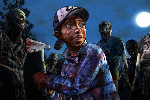 Telltale's The Walking Dead getting visual upgrade in PS4 ...