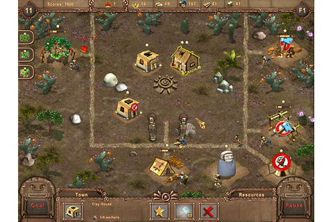 Aztec Tribe Game|Play Free Download Games|Ozzoom Games ...
