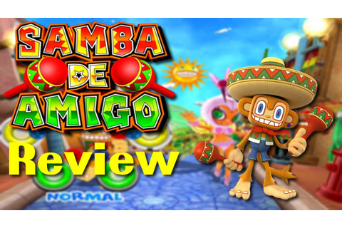 Samba De Amigo (Wii) GAME REVIEW - YouTube