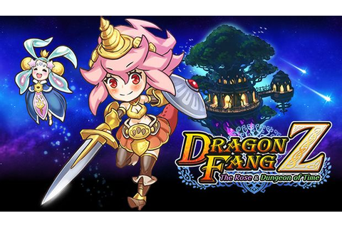 DragonFangZ The Rose & Dungeon of Time Free Download ...