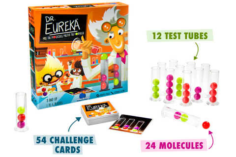 Dr. Eureka Brain Teaser Game: Skill and speed pattern ...