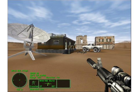 Delta Force: Task Force Dagger - PC Review and Full ...