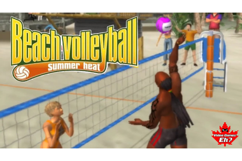 I LOVE THIS GAME!!! | Summer Heat Beach Volleyball ...