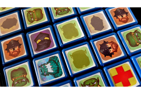 Cube Quest (2013) – Meeple Like Us