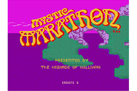 Mystic Marathon - Mamepedia - all mame emulator games