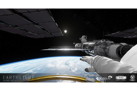 Earthlight International Space Station VR Demo | The Escapist