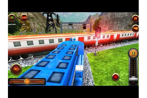 TRAIN RACING GAMES 3D | Android Gameplay - Free Racing ...