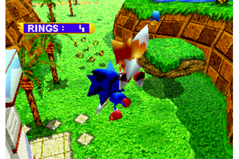 Sonic Jam (Video Game) - TV Tropes