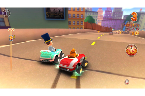 Garfield Kart Game - Free Download Full Version For PC