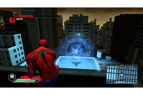 The Amazing Spider-Man 2 Video Game - Spider Carnage Vs ...