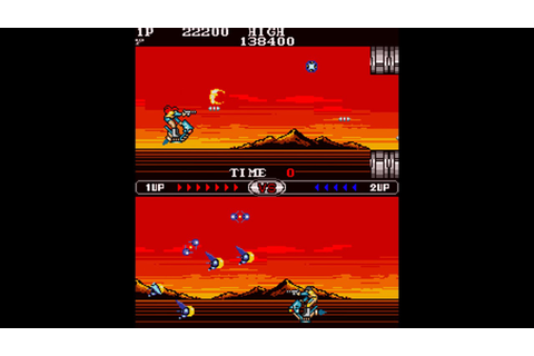 Game of the day 2833 Scooter Shooter (スクーター・シューター) Konami ...