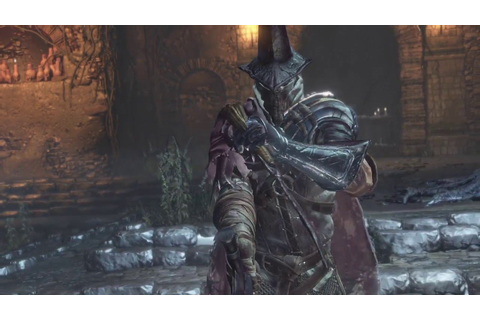 DARK SOULS III farrons undead legion boss fight NG+ - YouTube