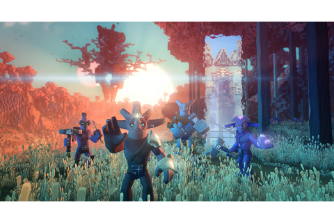 Boundless is a cross-platform, open-world game for PS4 and ...