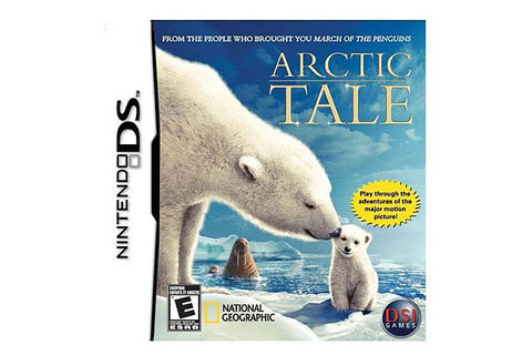 Arctic Tale Nintendo DS Game - Newegg.com