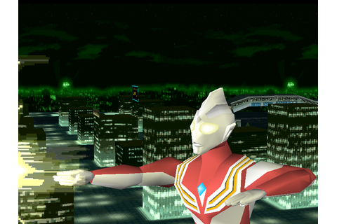 Ultraman Tiga & Dyna Fighting Evolution - New Generations ...